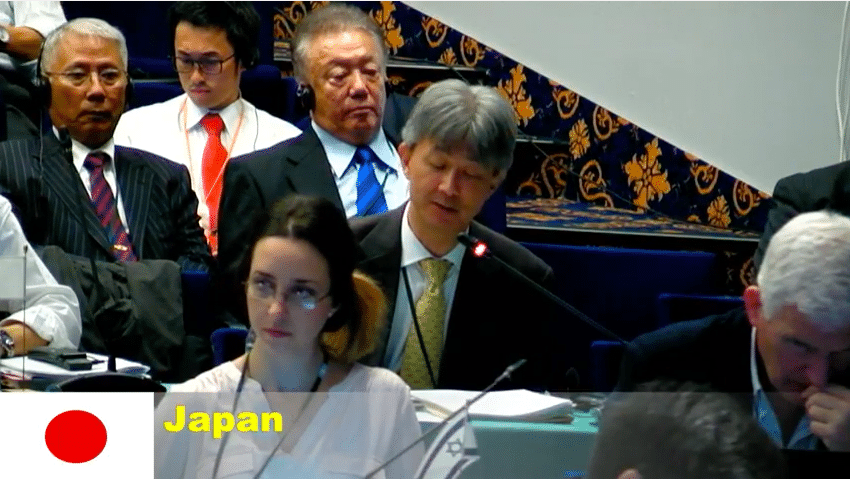 Will Japan leave the International Whaling Commission?