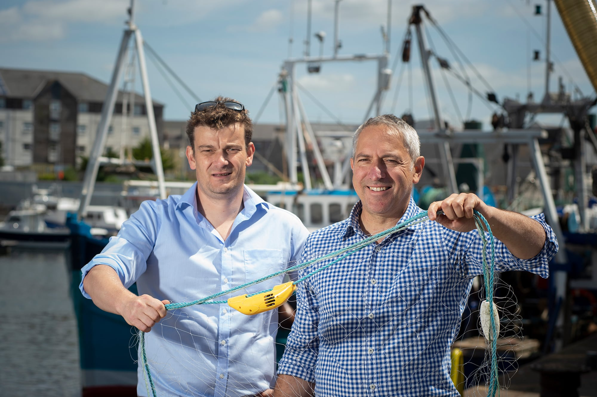 Teaming up with Fishtek to reduce dolphin deaths in fishing gear