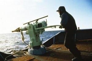 """Japans Schiffe kehren zum letzten Mal vom """"wissenschaftlichen Walfang"""" zurück"""