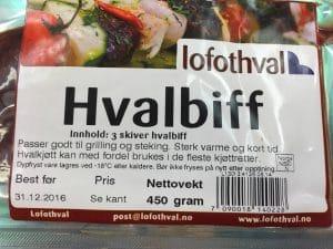 Norwegischer Fischereiminister will Walfleischkonsum stärker fördern
