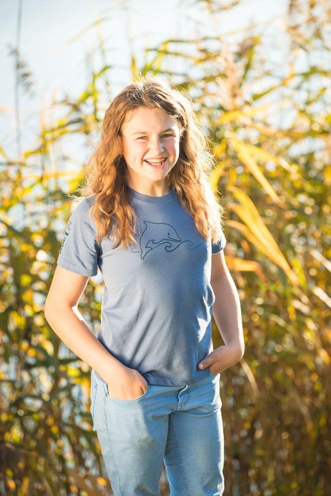 WDC Kinder T-Shirt Delfin