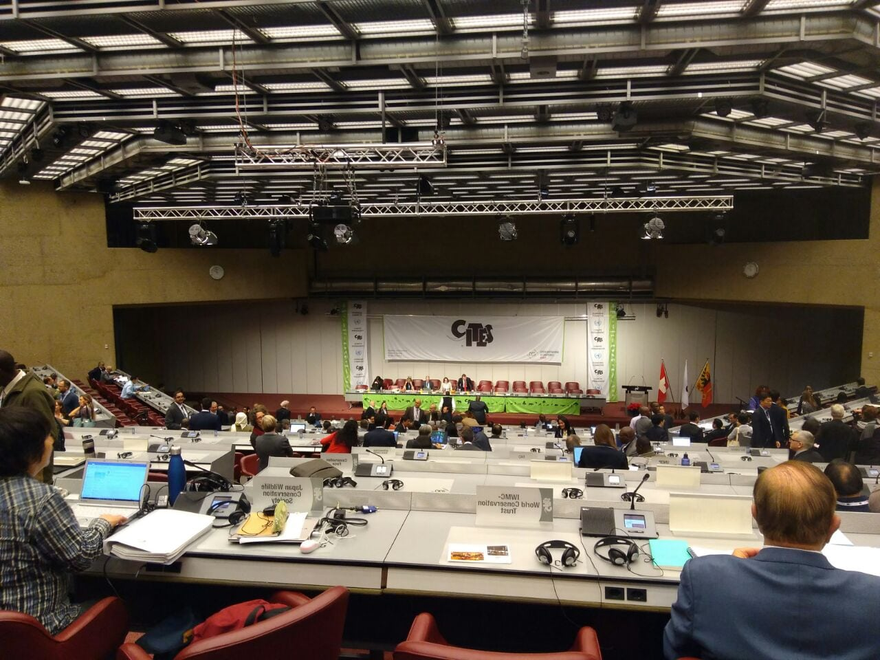 CITES Meeting 2017