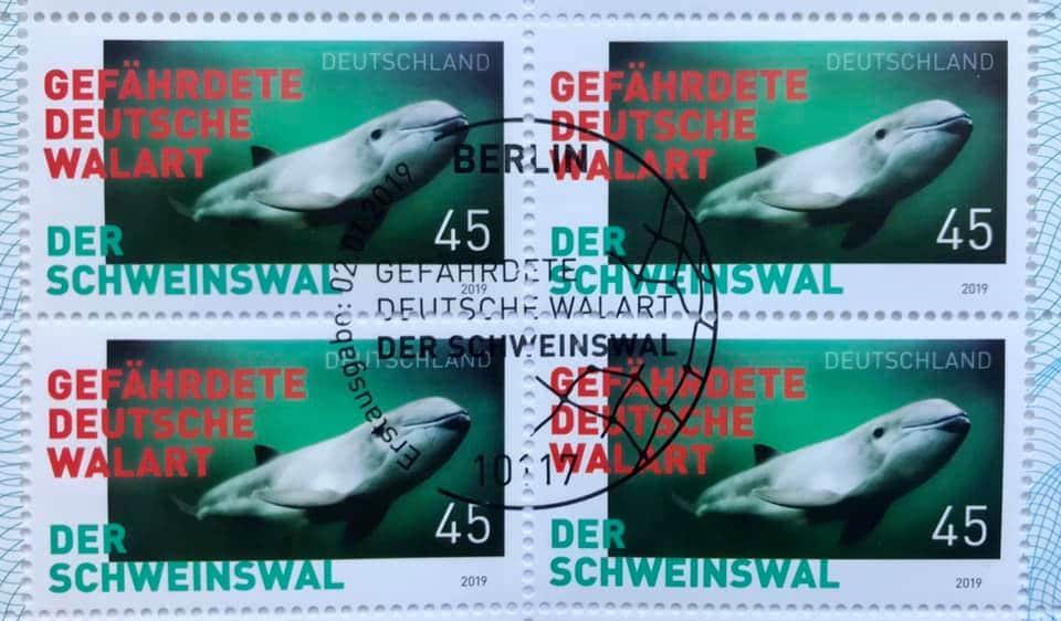 Der Preis der Briefmarke