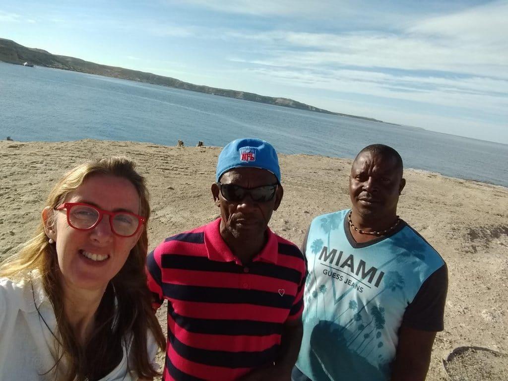 Besuch in Patagonien (C) Carolina Cassani, Fundación Cethus