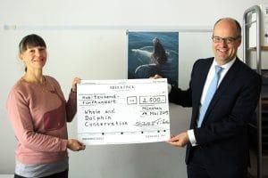 Merck Finck Stiftung unterstützt WDC