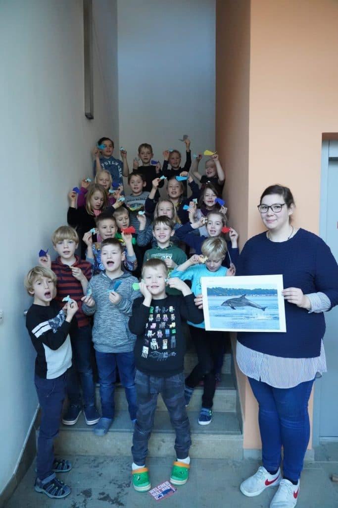 WDC-Schulbesuch in Naumburg