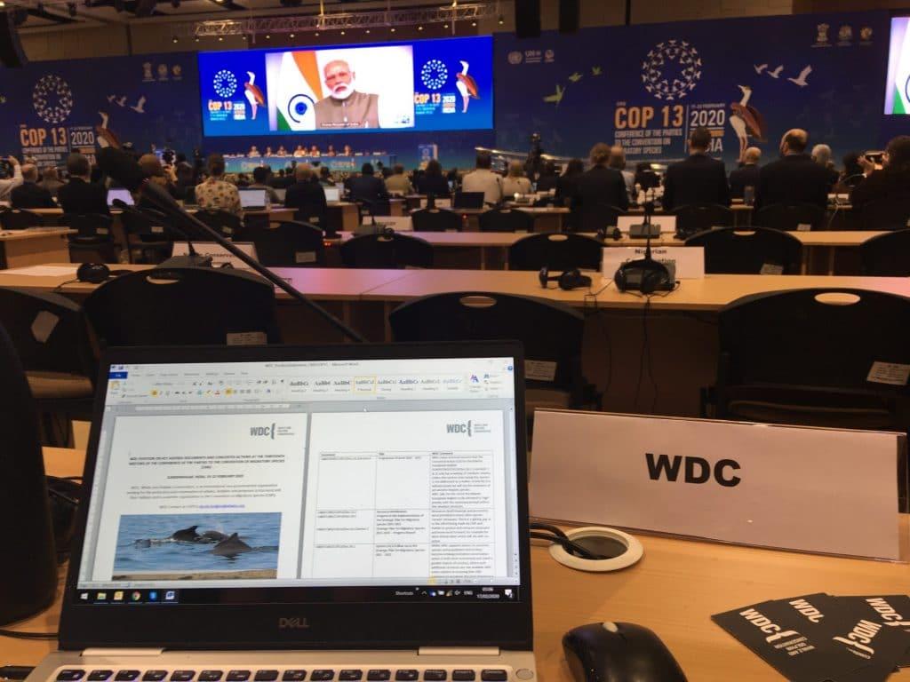 COP13 - WDC