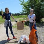 Clean-Up Koeln WDC-Tuete (C) Bianca Koenig