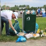 Clean-Up Berlin Sammler