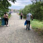 Clean-Up Berlin im Grünen