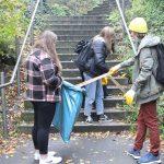 Clean-Up Nürnberg Sammler*innen