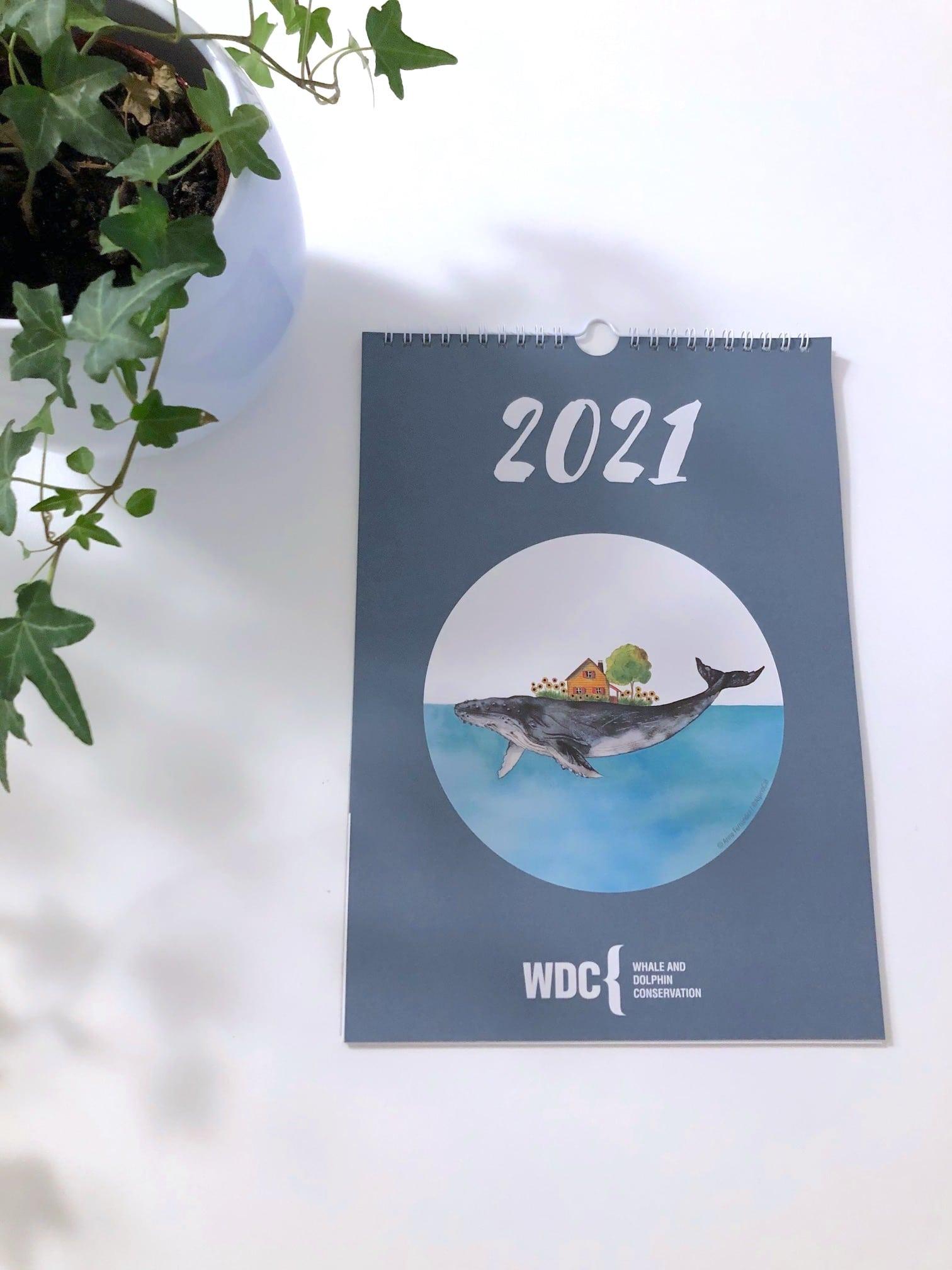 WDC-Wandkalender 2021