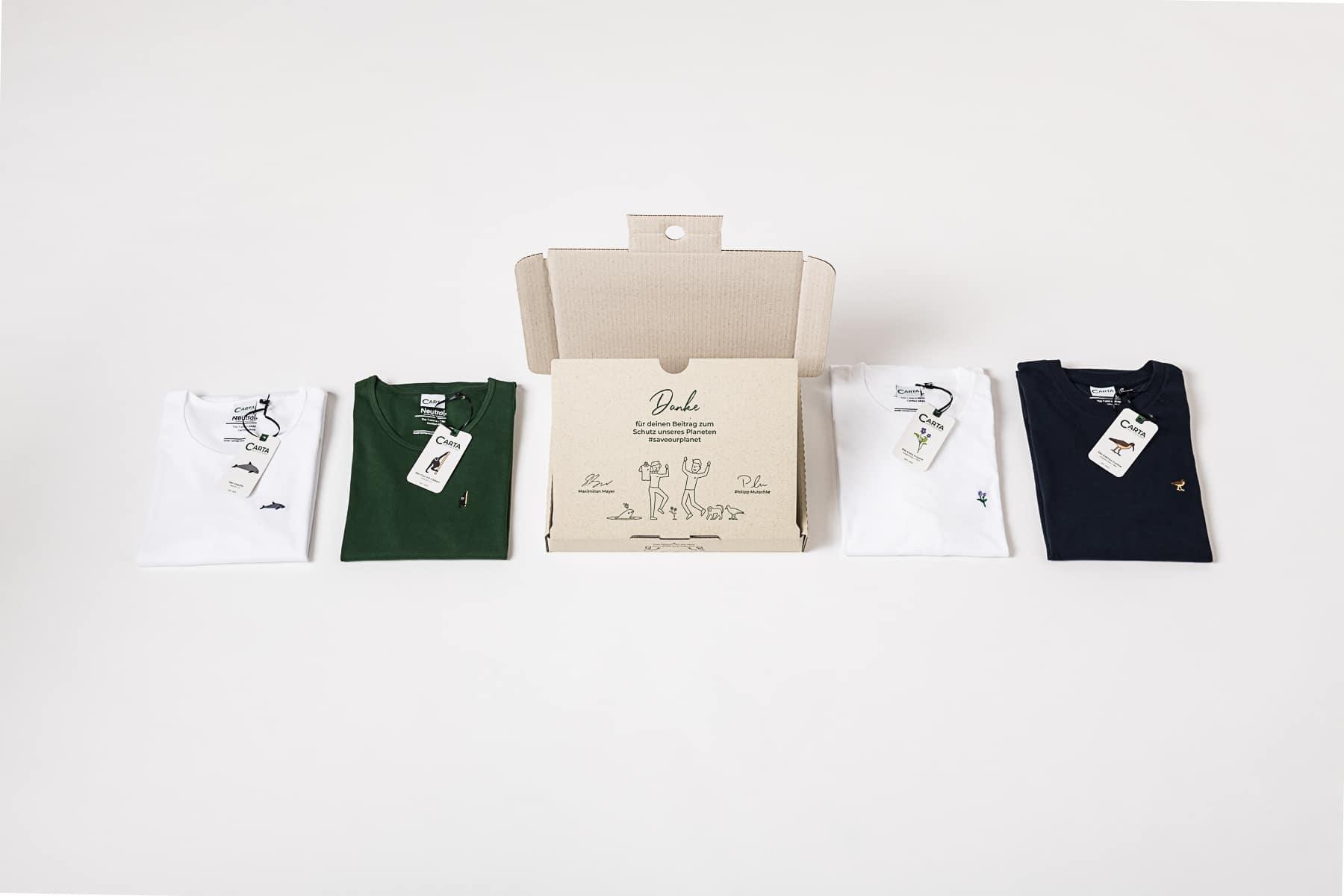 T-Shirts Carta Clothing