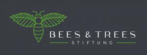 Logo_Bees_and_Trees_horizontal klein