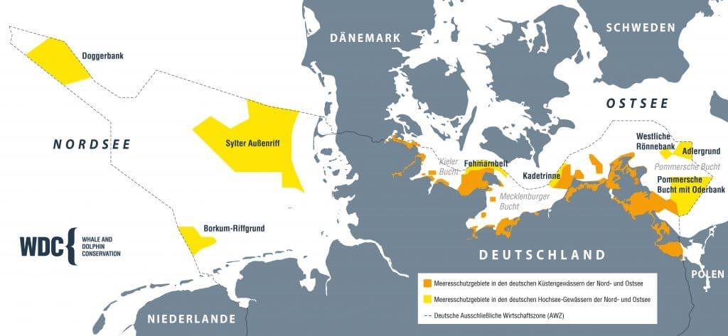 Schutzgebiete_Ostsee+Nordsee