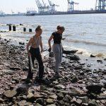 Clean-Up Hamburg Teilnehmerinnen