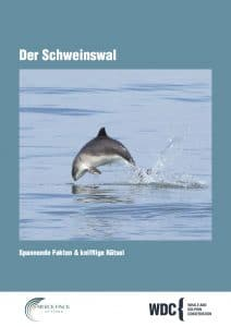 Schweinswal-Booklet (Cover)