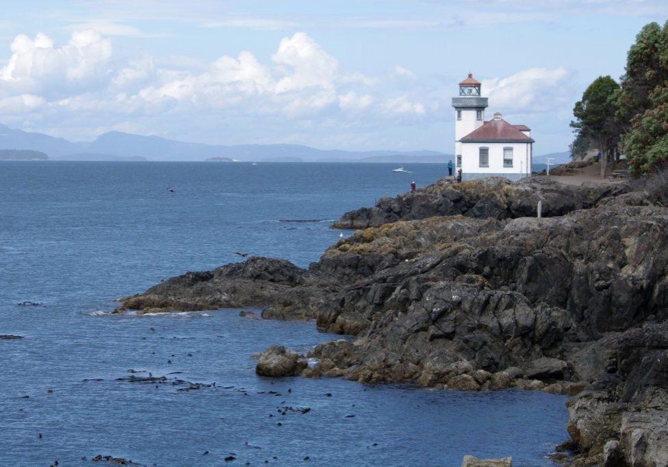 Lime Kiln Lighthouse (C) Ulla Christina Ludewig